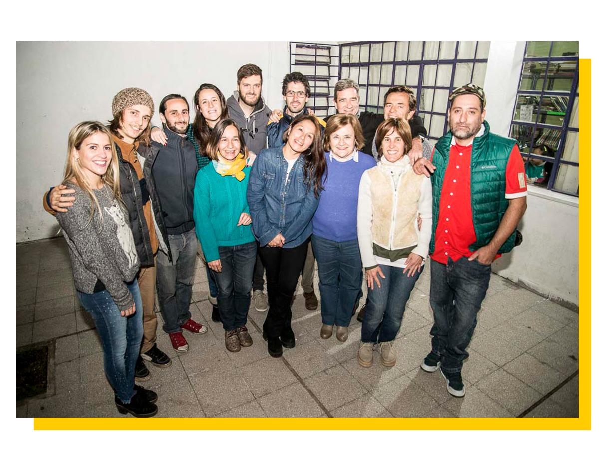 Proyecto Horizonte STAFF